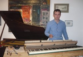 DNA, accordeur de piano, Jean-Baptiste Boussion, Le Comptoir du Piano