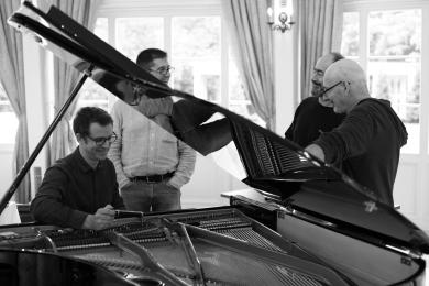 accordeur piano, Jean-Baptiste, piano, réglage piano, service concert, conservatoire, école de musique, le comptoir du piano